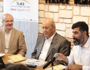 'Gazâlî, Adalet ve Sosyal Adalet' Kitap Tanıtım Toplantısı Gerçekleşti
