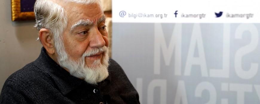 Monzer Kahf ile Röportaj